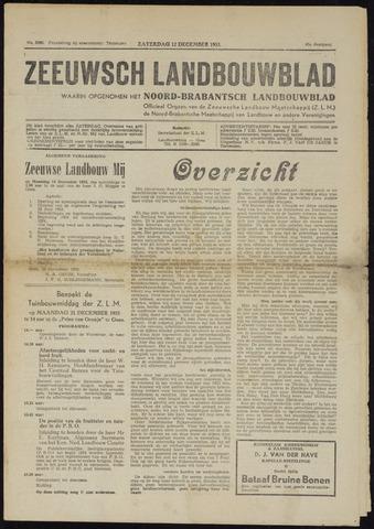 Zeeuwsch landbouwblad ... ZLM land- en tuinbouwblad 1953-12-12