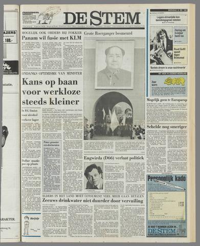 de Stem 1989-05-24