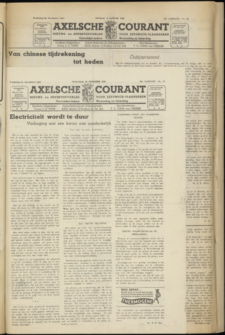 Axelsche Courant 1951-11-21