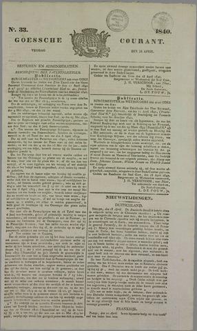 Goessche Courant 1840-04-24