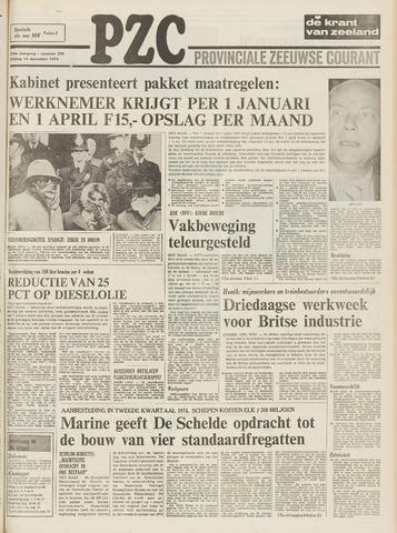 Provinciale Zeeuwse Courant 1973-12-14