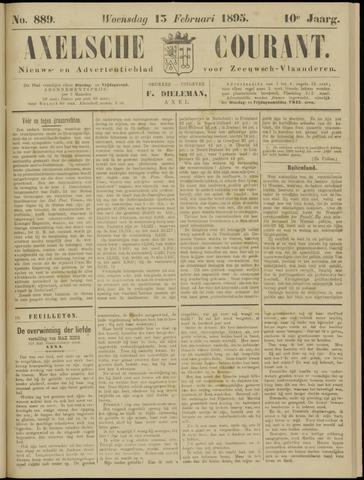 Axelsche Courant 1895-02-13
