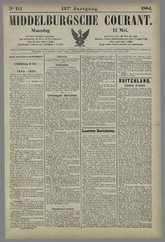 Middelburgsche Courant 1884-05-12