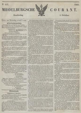 Middelburgsche Courant 1866-10-04