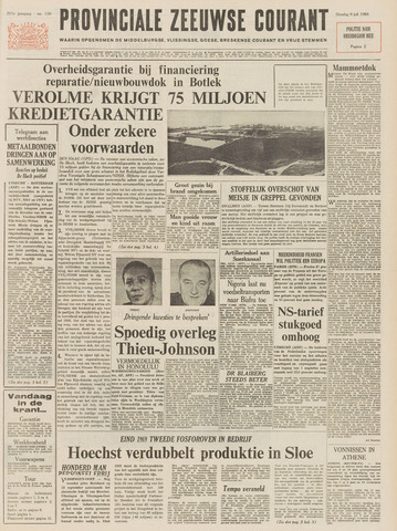 Provinciale Zeeuwse Courant 1968-07-09