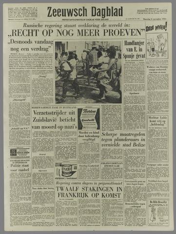 Zeeuwsch Dagblad 1961-11-06