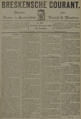 Breskensche Courant 1912-10-23
