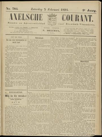 Axelsche Courant 1894-02-03