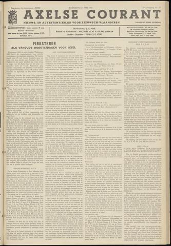 Axelsche Courant 1961-05-27