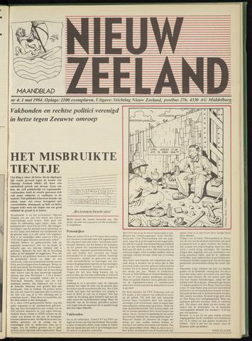 Nieuw Zeeland 1984-05-01