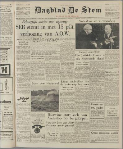 de Stem 1962-01-12