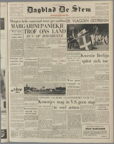 de Stem 1960-09-12