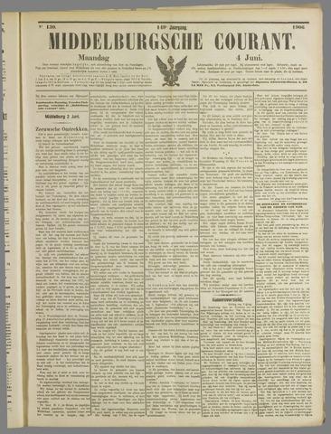 Middelburgsche Courant 1906-06-04
