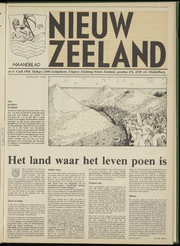 Nieuw Zeeland 1984-07-04