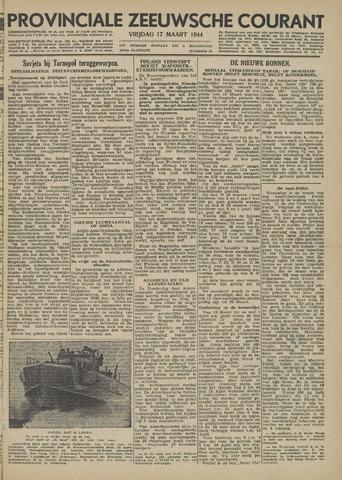 Provinciale Zeeuwse Courant 1944-03-17