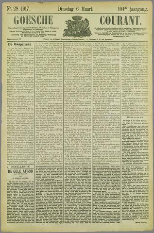 Goessche Courant 1917-03-06