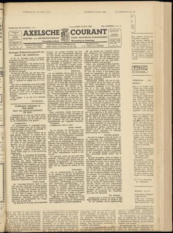 Axelsche Courant 1947-07-23