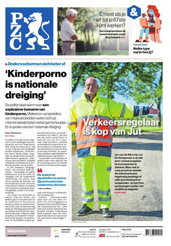 Provinciale Zeeuwse Courant 2017-05-31