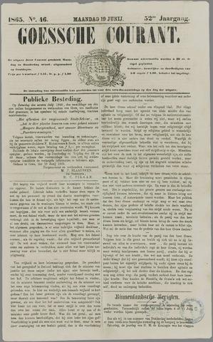 Goessche Courant 1865-06-19