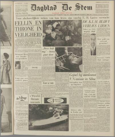 de Stem 1963-08-28