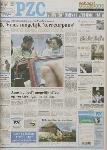 Provinciale Zeeuwse Courant 2004-03-20