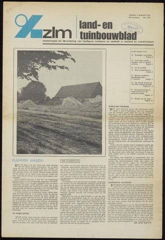 Zeeuwsch landbouwblad ... ZLM land- en tuinbouwblad 1974