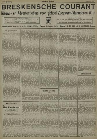 Breskensche Courant 1935-06-28