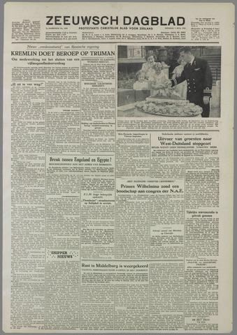 Zeeuwsch Dagblad 1951-08-07