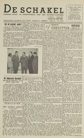 De Schakel 1951-06-29