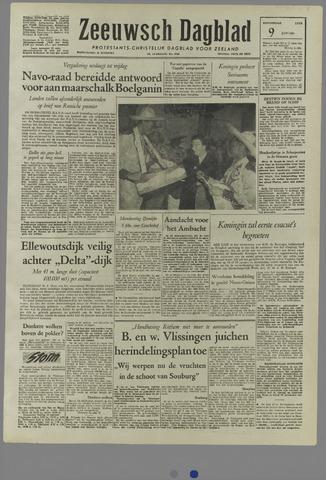 Zeeuwsch Dagblad 1958-01-09