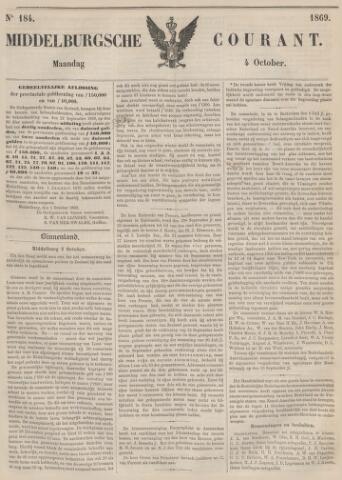 Middelburgsche Courant 1869-10-04