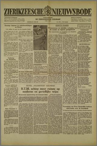 Zierikzeesche Nieuwsbode 1952-05-08