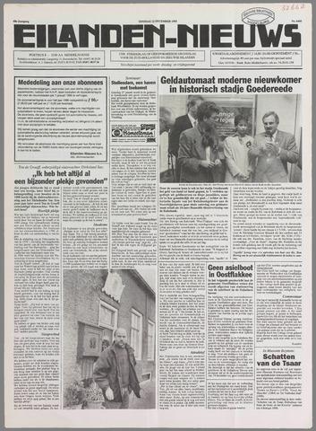 Eilanden-nieuws. Christelijk streekblad op gereformeerde grondslag 1995-12-12