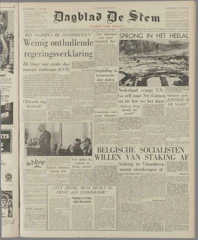 de Stem 1961-01-05