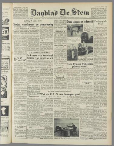 de Stem 1949-09-01