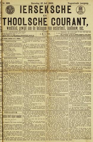 Ierseksche en Thoolsche Courant 1902-07-12