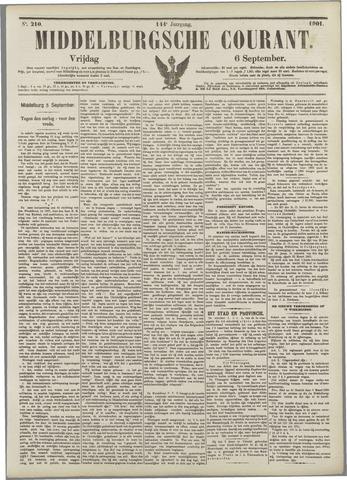 Middelburgsche Courant 1901-09-06