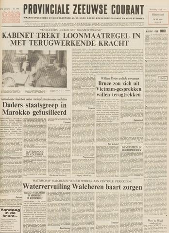 Provinciale Zeeuwse Courant 1971-07-14