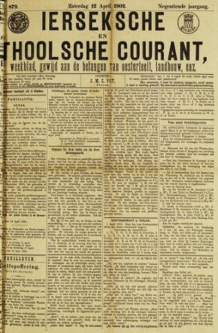 Ierseksche en Thoolsche Courant 1902-04-12