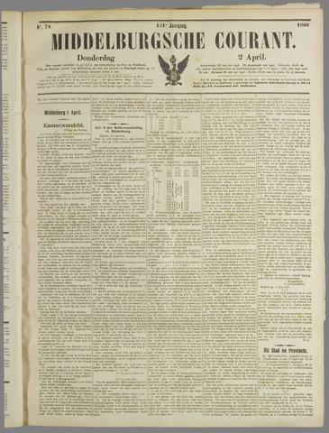 Middelburgsche Courant 1908-04-02