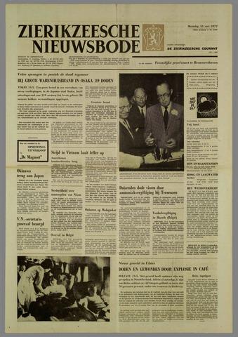 Zierikzeesche Nieuwsbode 1972-05-15