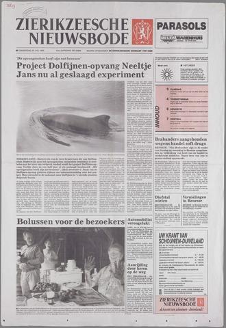 Zierikzeesche Nieuwsbode 1995-07-20