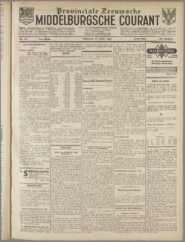 Middelburgsche Courant 1932-06-17