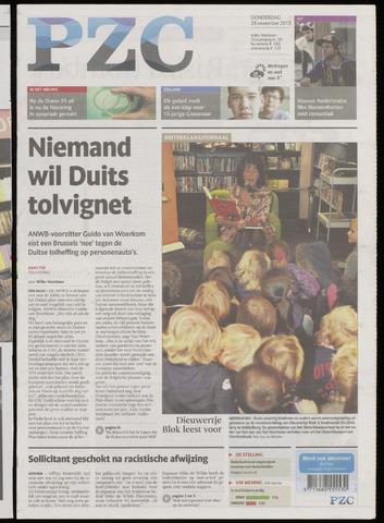 Provinciale Zeeuwse Courant 2013-11-28