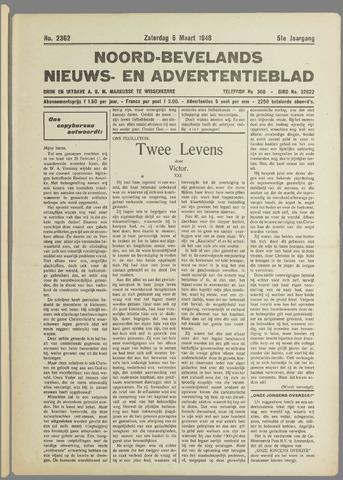 Noord-Bevelands Nieuws- en advertentieblad 1948-03-06