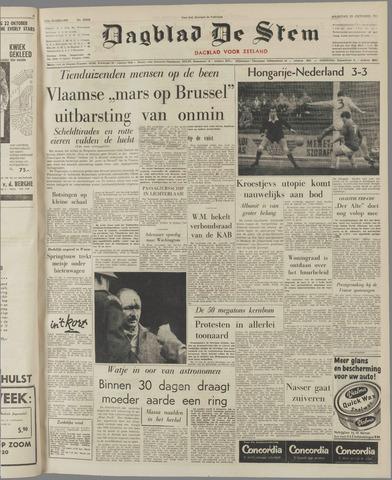 de Stem 1961-10-23