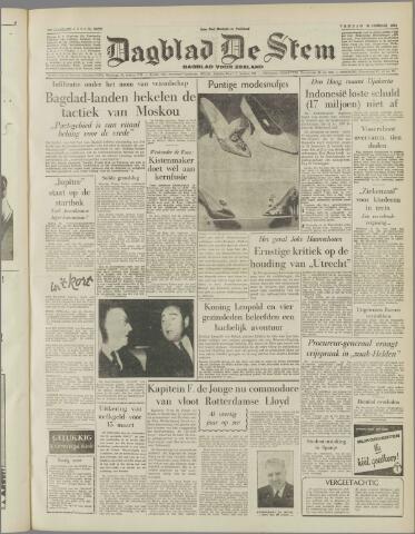 de Stem 1958-01-31