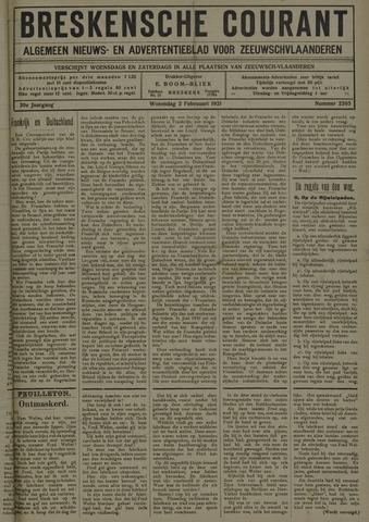 Breskensche Courant 1921-02-02