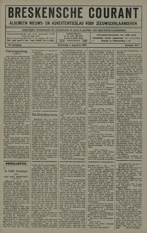 Breskensche Courant 1926-08-04