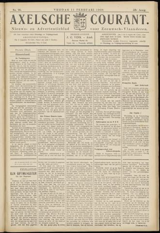 Axelsche Courant 1938-02-11